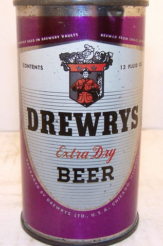 Drewrys Extra Dry Beer (Chicago) USBC 54-35,Grade 1- Sold on 10/05/15