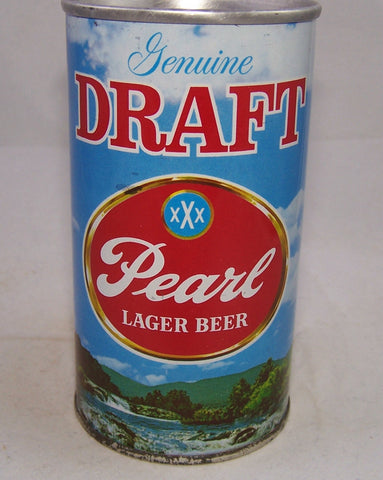 Pearl Draft Lager Beer, USBC II 107-36, Grade 1 to 1/1+