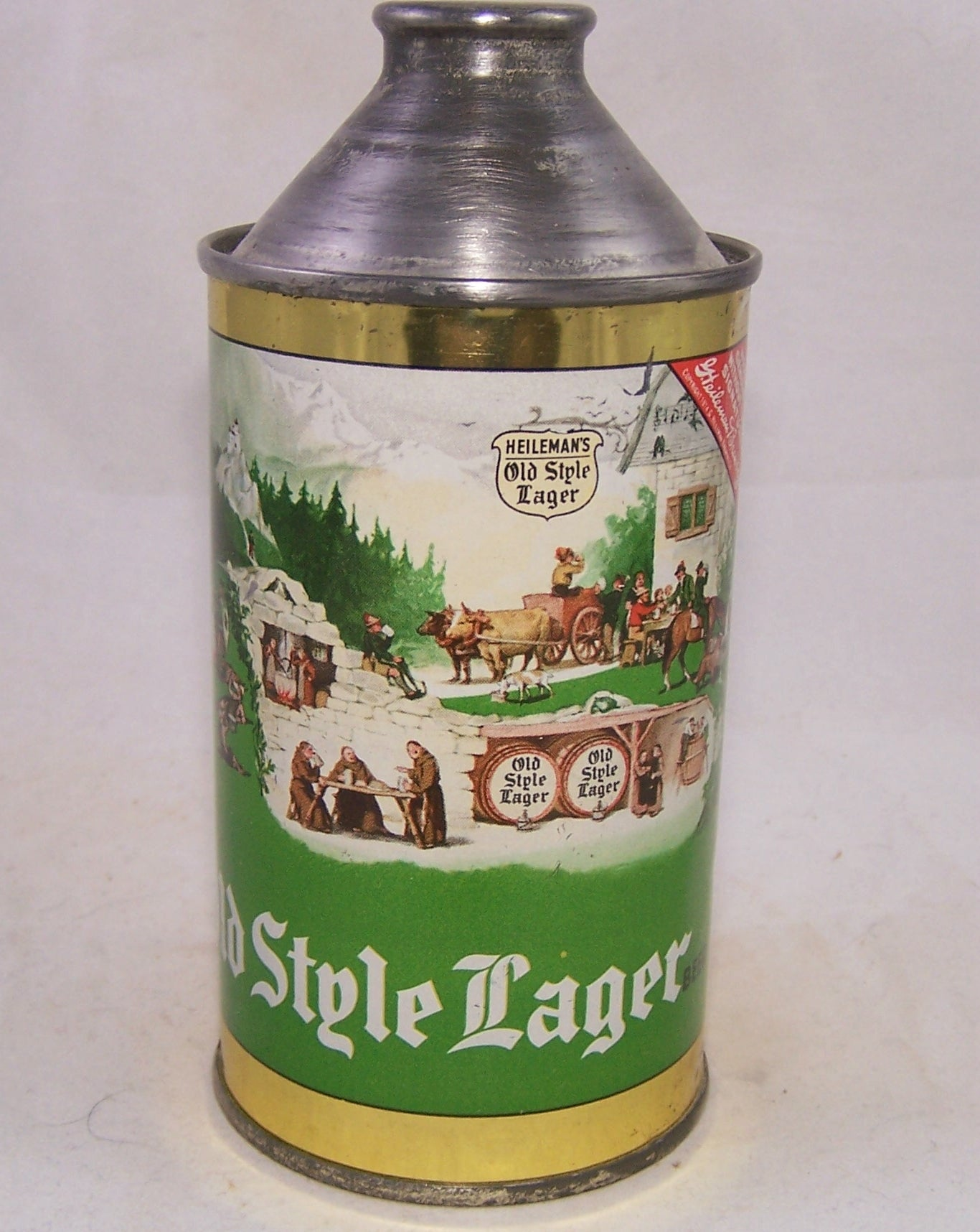 Old Style Lager Beer, USBC 177-28, Grade 1 Sold on 03/05/18