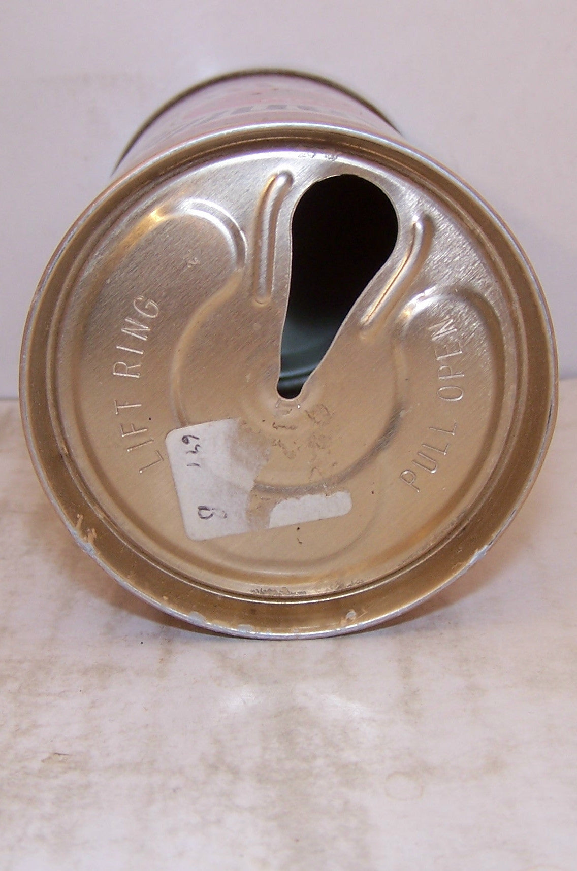 Ballantine Bock Beer, USBC II 36-39 enamel, Grade 1/1+ Sold on 2/3/18