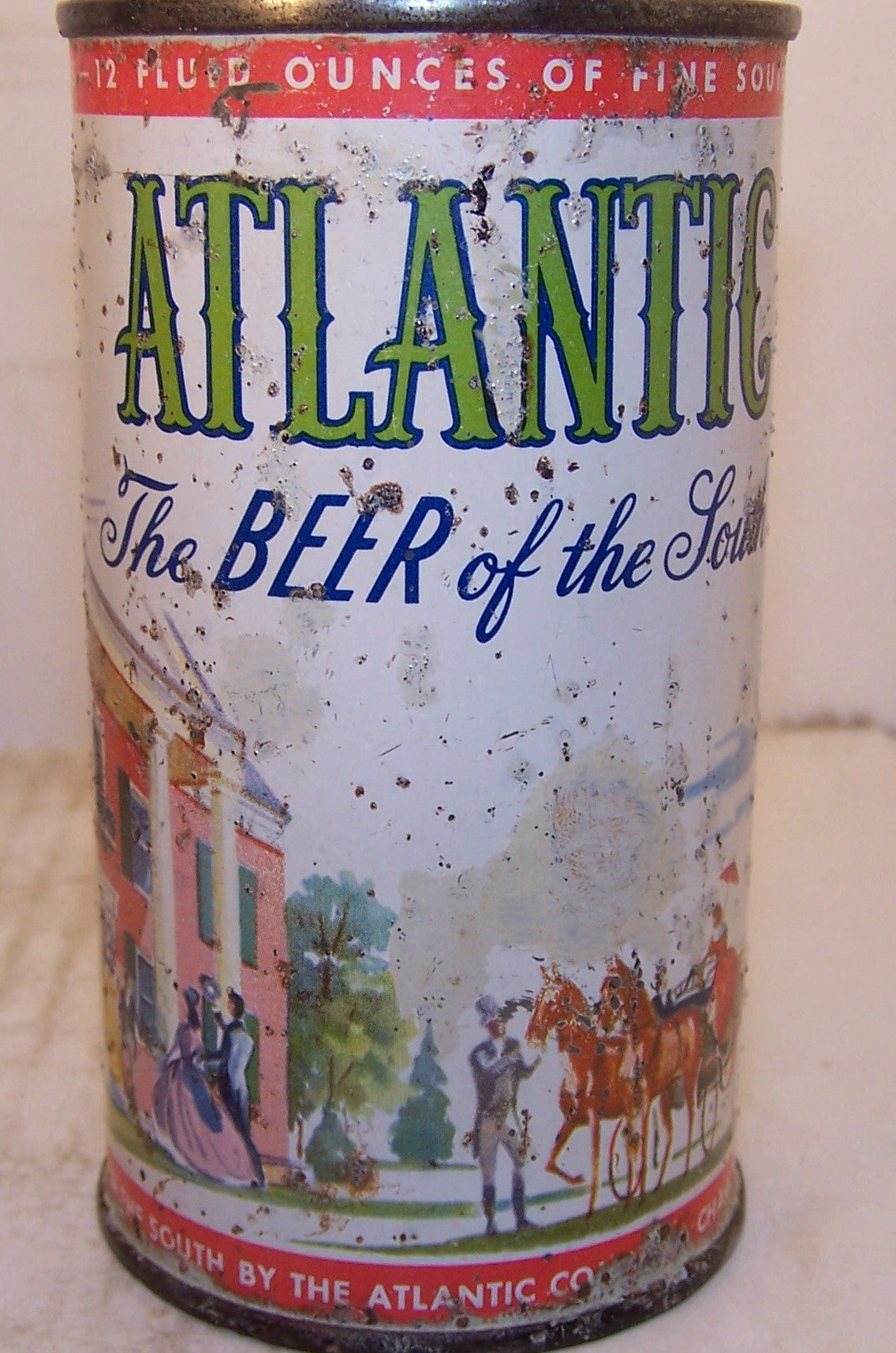 Atlantic Beer, USBC 32-16, Dumper grade 3 Sold on 3/14/15