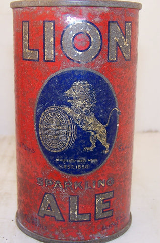 Lion Ale O.I USBC 91-33 indoor heavy humidity, Grade 2  Sold 12/30/14