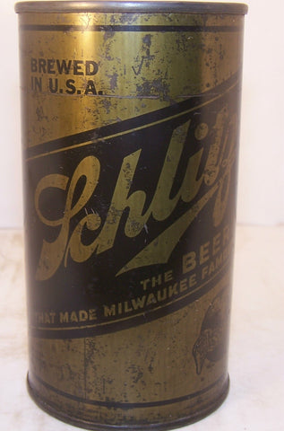 Schlitz Olive Drab, USBC 129-16 Grade 1 Sold on 3/2/15
