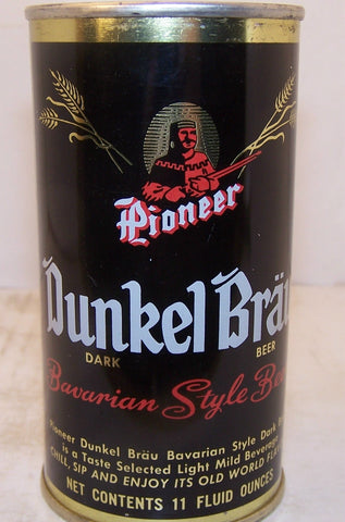 Dunkel Brau Bavarian Style Beer, USBC 57-9, Grade 1/1+ Sold on eBay 3/2/15