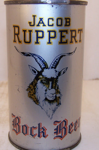 Jacob Ruppert Bock Beer, Lilek page 447 Grade 1 sold on eBay.