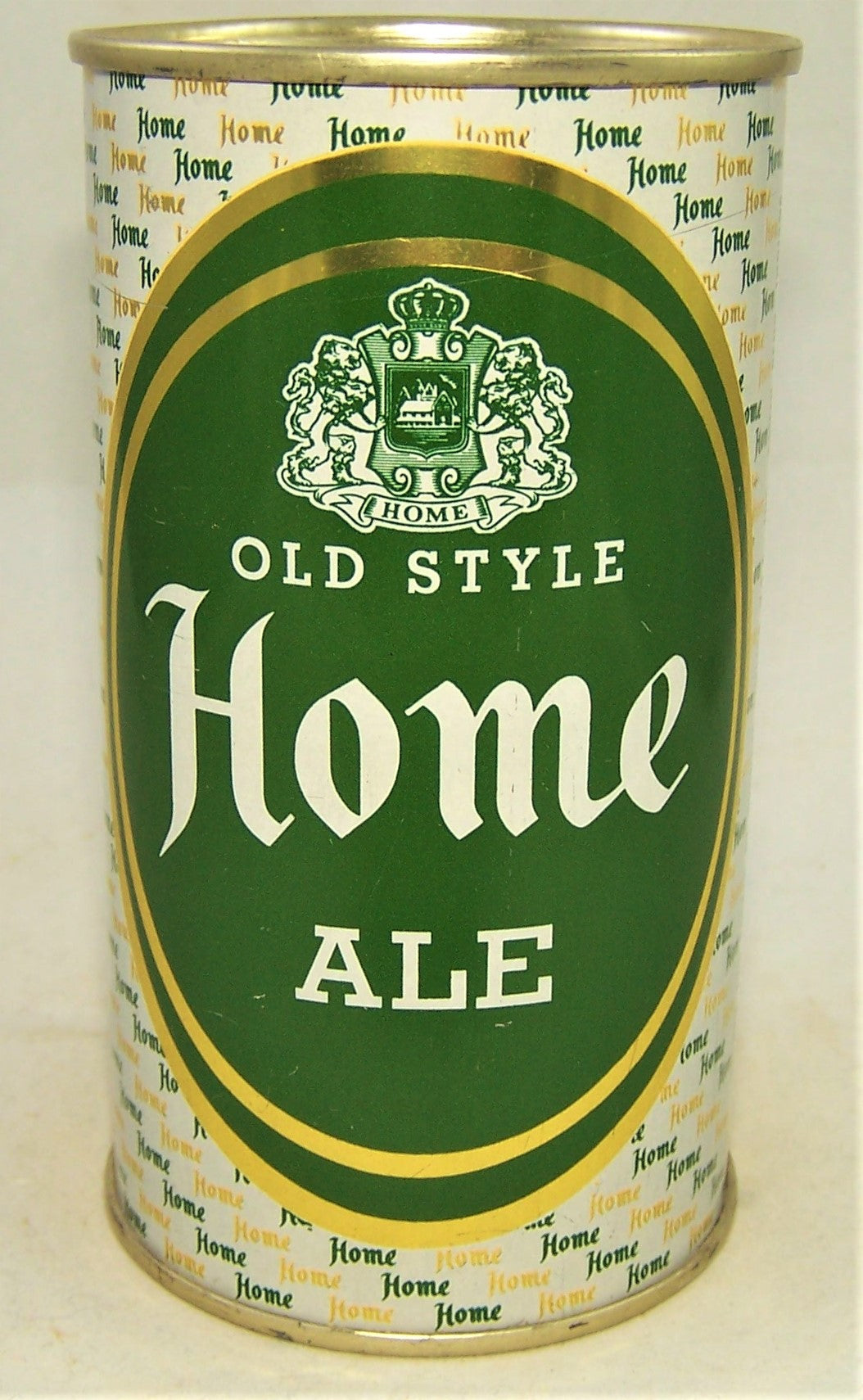 Home Old Style Ale, USBC 83-15, Grade 1/1- ROLLED CAN Sold on 04/21/18