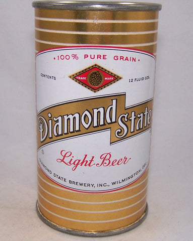 Diamond State Light Beer, USBC 53-32, Grade 1/1+ or better
