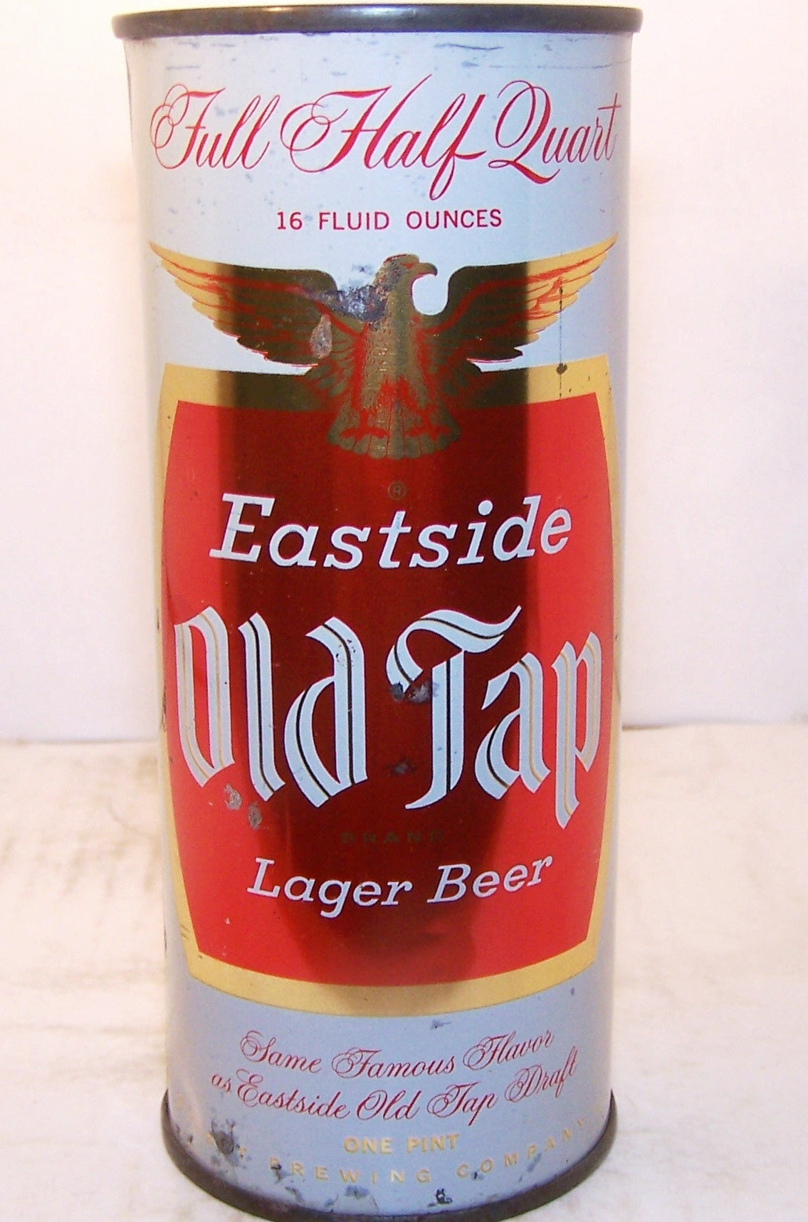 Eastside Old Tap Lager Beer, USBC 228-26, Grade 1- Sold 4/11/15