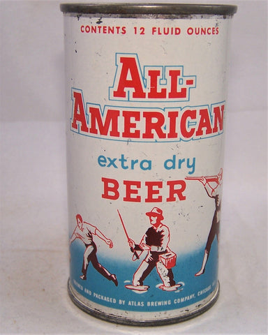 All-American Extra Dry Beer, USBC 29-27, Grade 1-