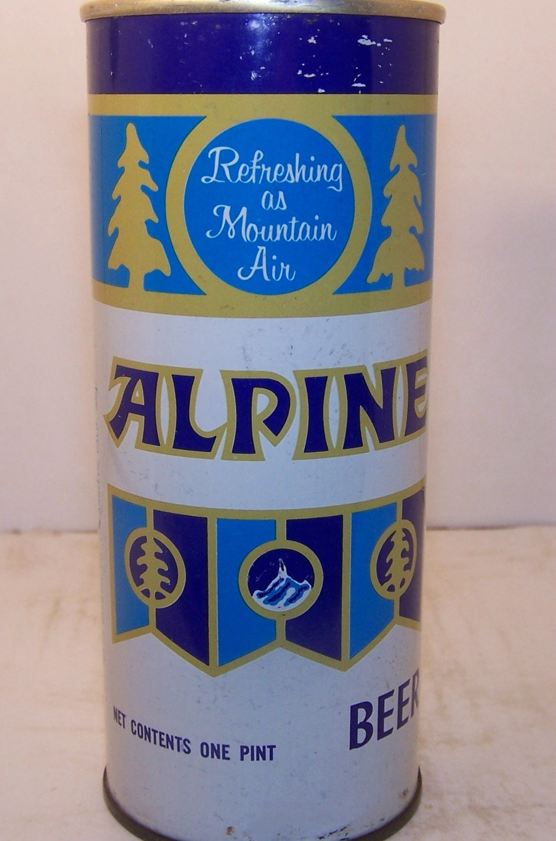 Alpine Beer USBC II 138-5, Grade 1   Sold on 02/20/19