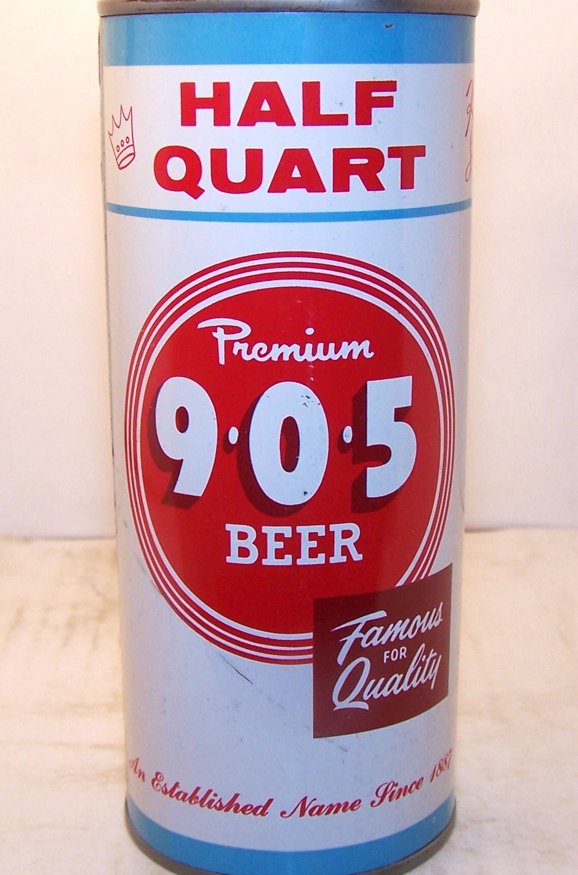 9*0*5 Premium Beer, USBC 233-2, Grade 1/1+ Sold on 2/11/15