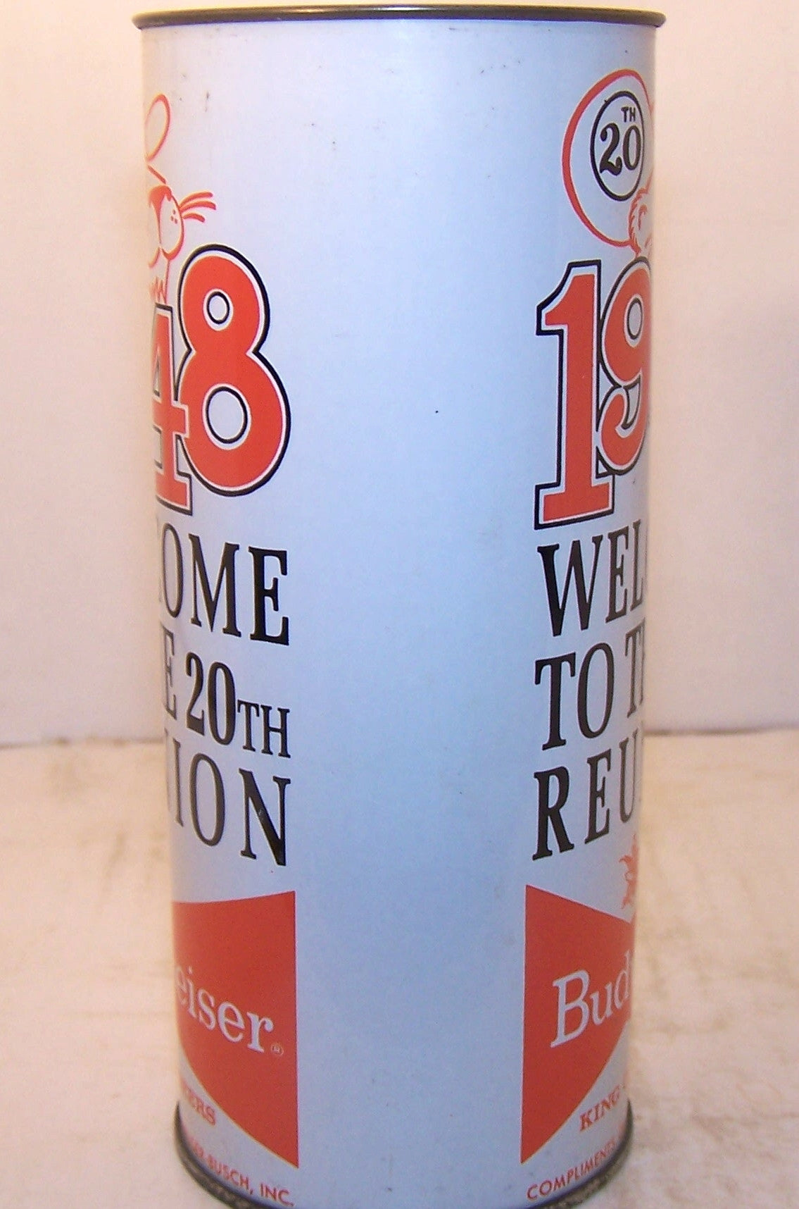 1948 Welcome to the 20th Reunion USBC II 219-2 Grade A1+