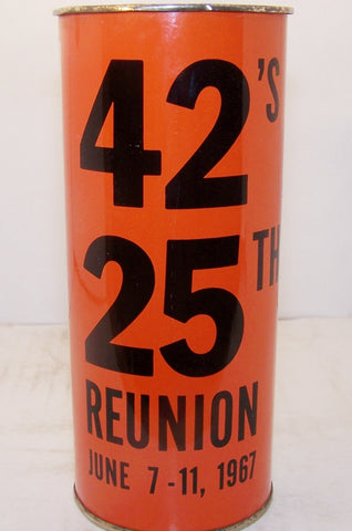 Carling 42's 25th Reunion June 7-11 1967 USBC II 220-11 Grade A1+