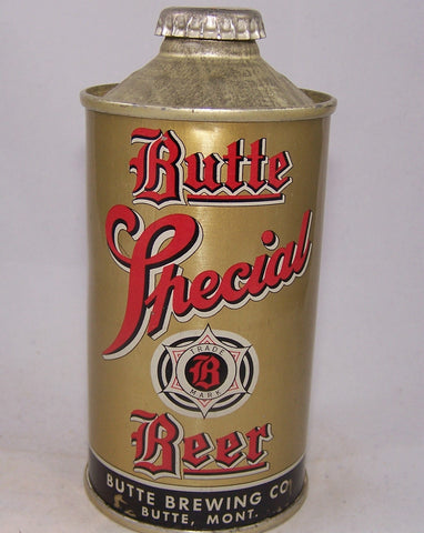 Butte Special Beer, USBC 156-07, Grade 1 to 1/1+ Sold on Ebay