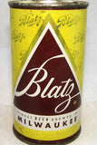 Blatz color can (Yellow) USBC 39-16, Grade 1 to 1/1+ Sold on 04/30/18