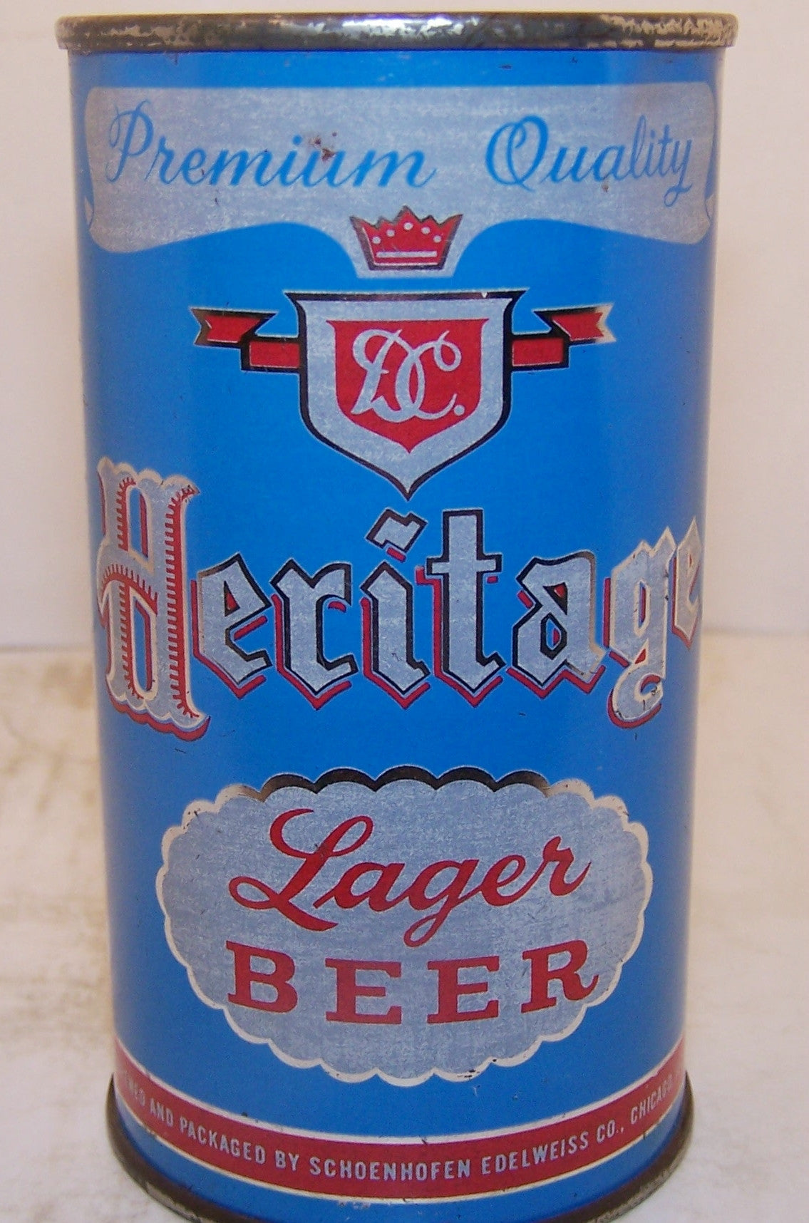 Heritage Lager Beer, USBC 81-35, Grade 1- Sold on 04/06/18