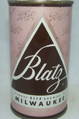 Blatz color can (Pink) USBC 39-15, Grade 1 to 1/1+ Sold on 08/31/18