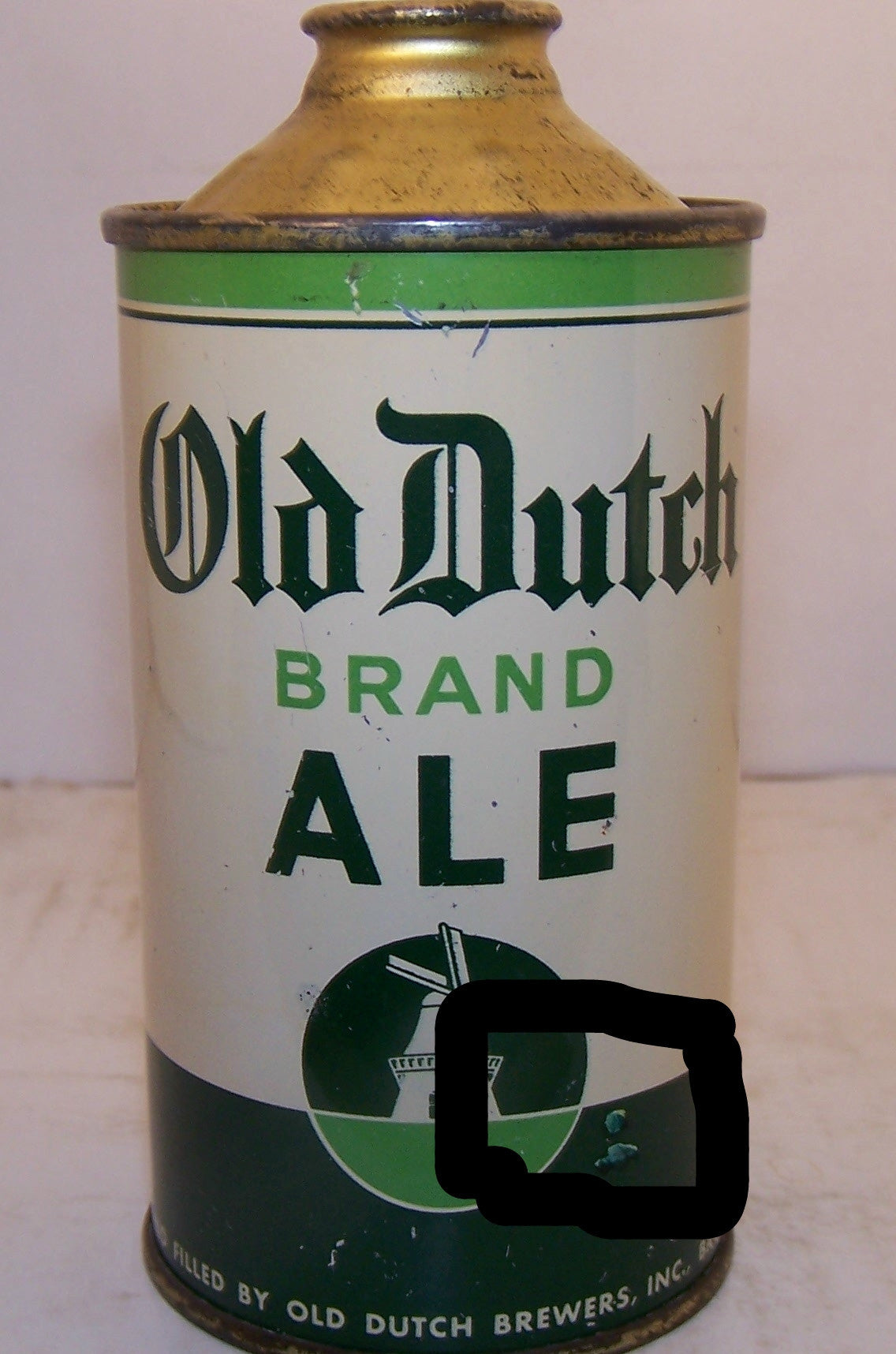 Old Dutch Brand Ale, USBC 176-2 Grade 1/1- Sold 1/8/15