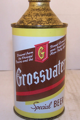 Grossvater Special Beer, USBC 168-3, Grade 1/1+ Sold on 4/6/15