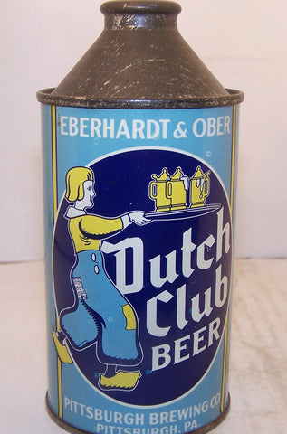 Dutch Club Beer, USBC 160-6 Grade 1/1+   Sold 12/9/14