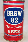 Brew 82 Extra Select Beer, USBC 41-29, Grade 1- Sold on 05/06/18