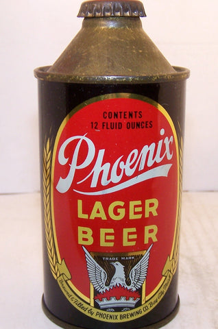 Phoenix Lager Beer, USBC 179-5. Grade 1/1+ Sold on 1/26/15