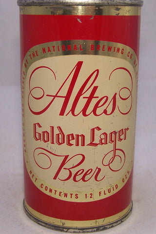 Altes Golden Lager Beer, USBC 31-03, Grade 1