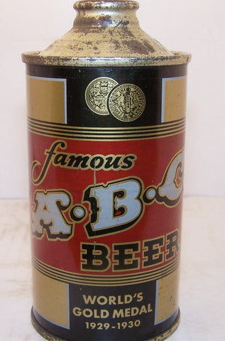 ABC Famous Beer, USBC 150-1, Grade 1- Traded