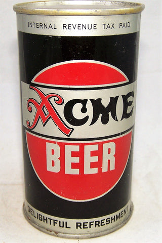 Acme Beer (Red Ball) USBC 29-03, Grade 1/1+  Sold on 05/04/18