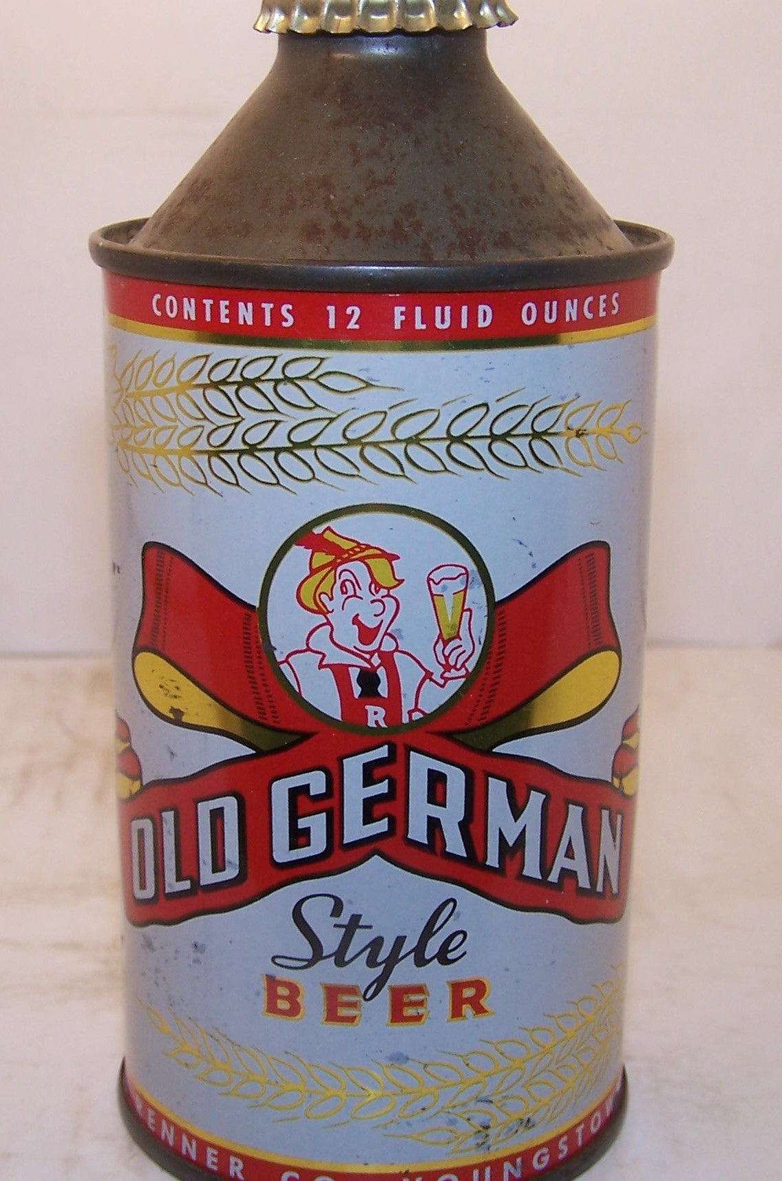Old German Style Beer, USBC 176-26, Grade 1/1- Sold 2/11/15