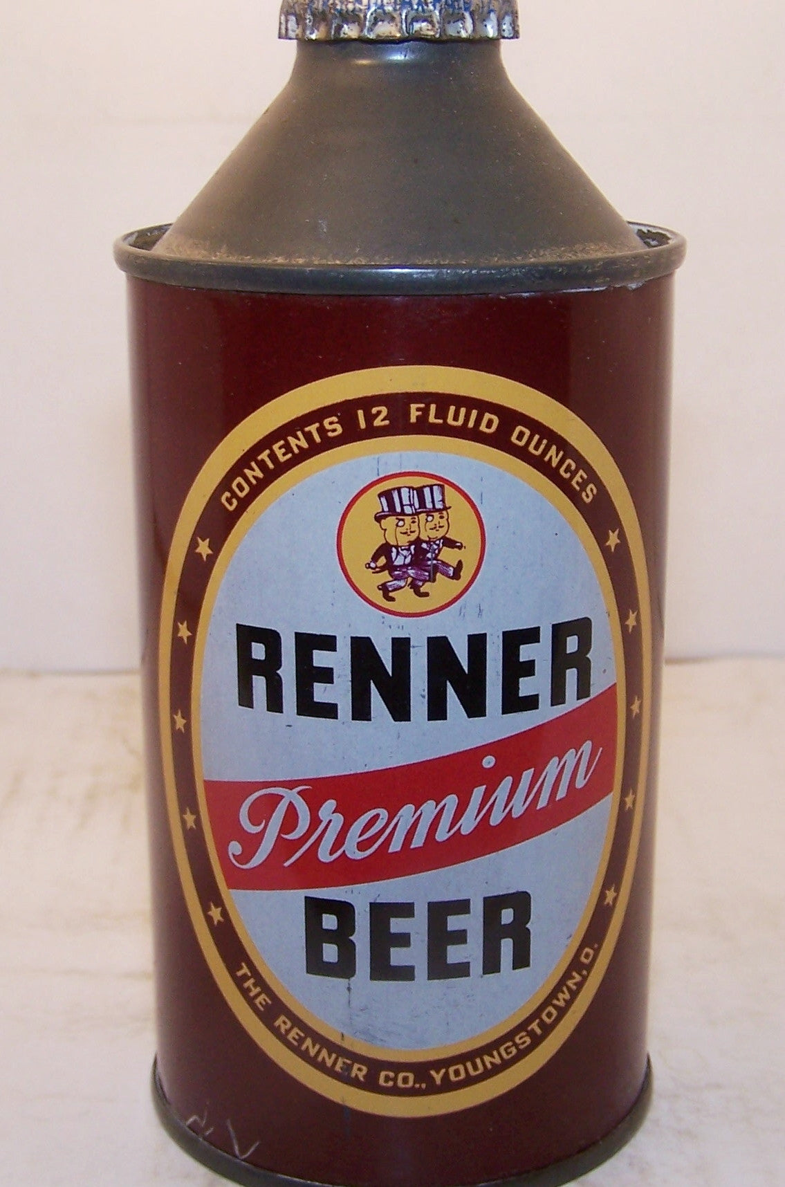 Renner Premium Beer, USBC 181-27 Non-IRTP, Grade 1/1- Sold on 02/27/16