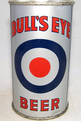 Bull's Eye Beer, USBC 46-06 Grade 1/1+ Sold on 06/09/18