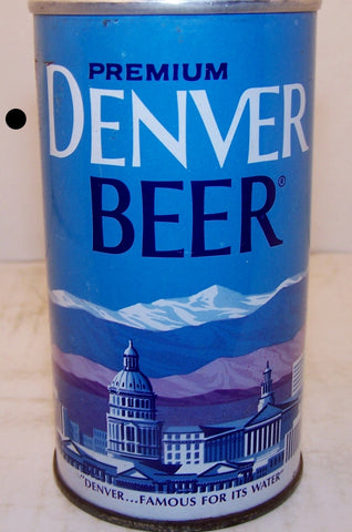 Denver Premium Beer, USBC II 58-31 Grade 1/1- Sold 11/26/14