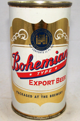 Bohemian Type Export Beer, USBC 40-16, Grade 1/1+ Sold on 07/25/18