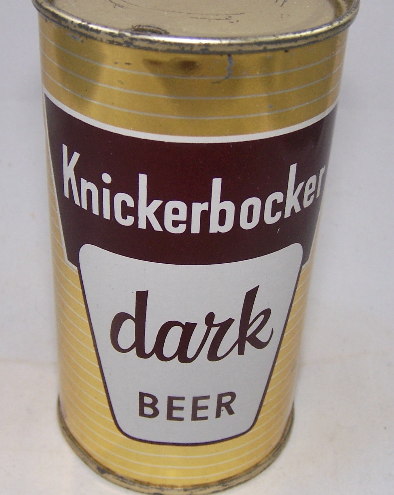 Knickerbocker Dark Beer, USBC 126-37, Grade 1/1+