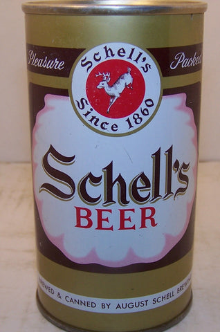 Schell's Beer USBC II 118-22 Grade 1 Sold on 08/12/16
