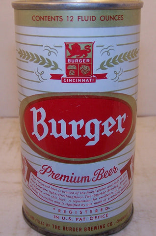 Burger Premium Beer USBC II 50-29 Grade 1/1+ Sold on 08/12/16