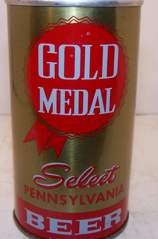 Gold Medal Select Beer, USBC II 69-35, Grade 1/1+ Sold on 2/15/15