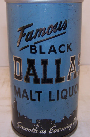 Black Dallas Malt Liquor, USBC II 40-32, Grade 1- sold 11/16/14