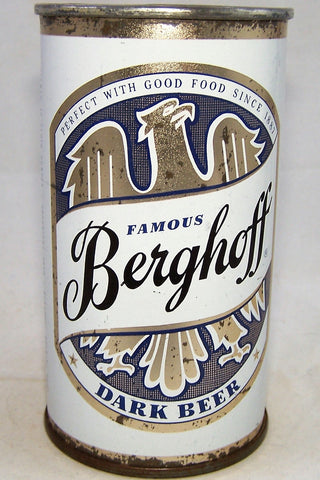 Berghoff Dark Beer, USBC 36-15, Grade 1- Sold