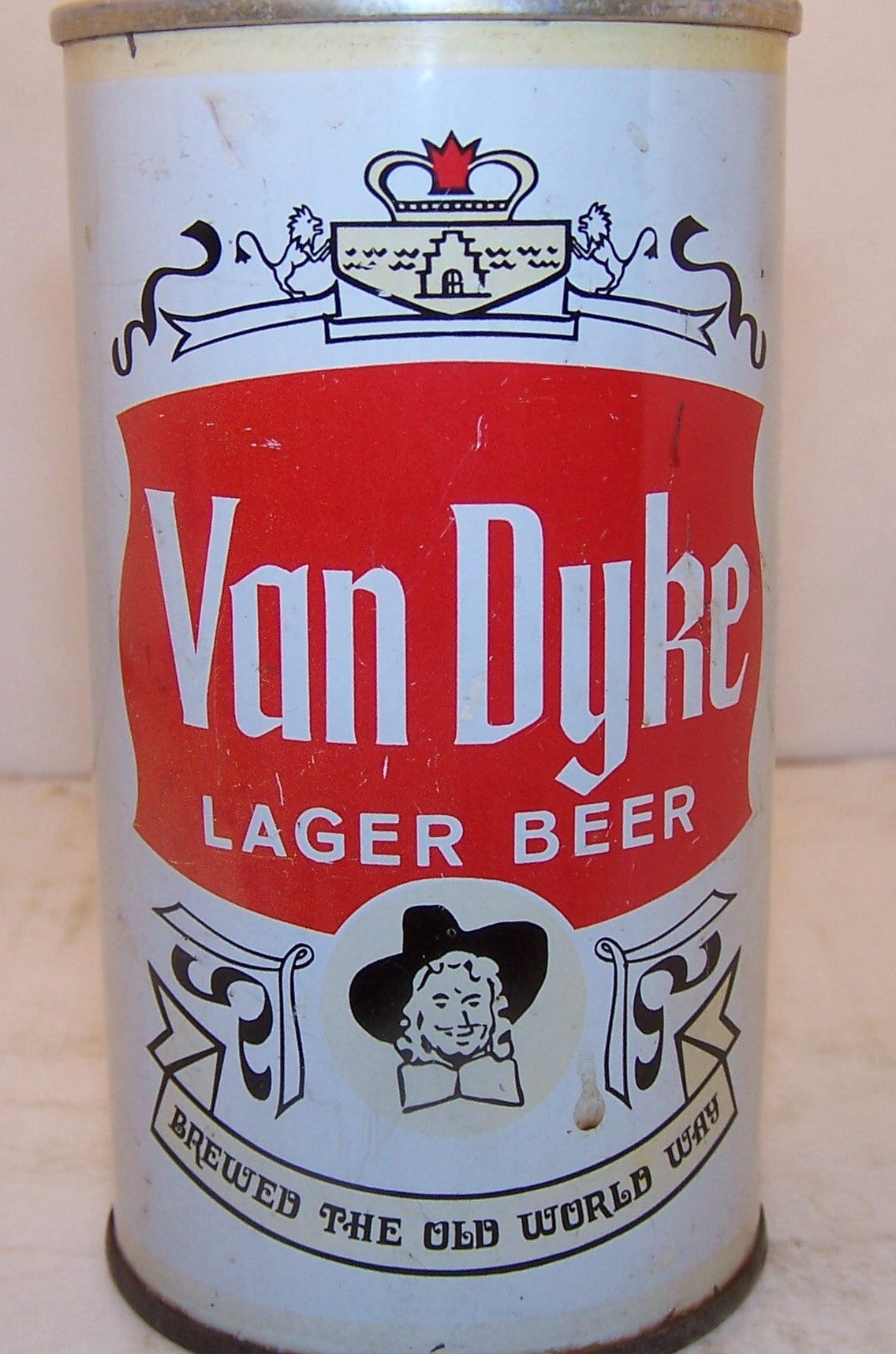 Van Dyke Lager Beer USBC II 133-8 Grade 1- Sold on 2/14/15