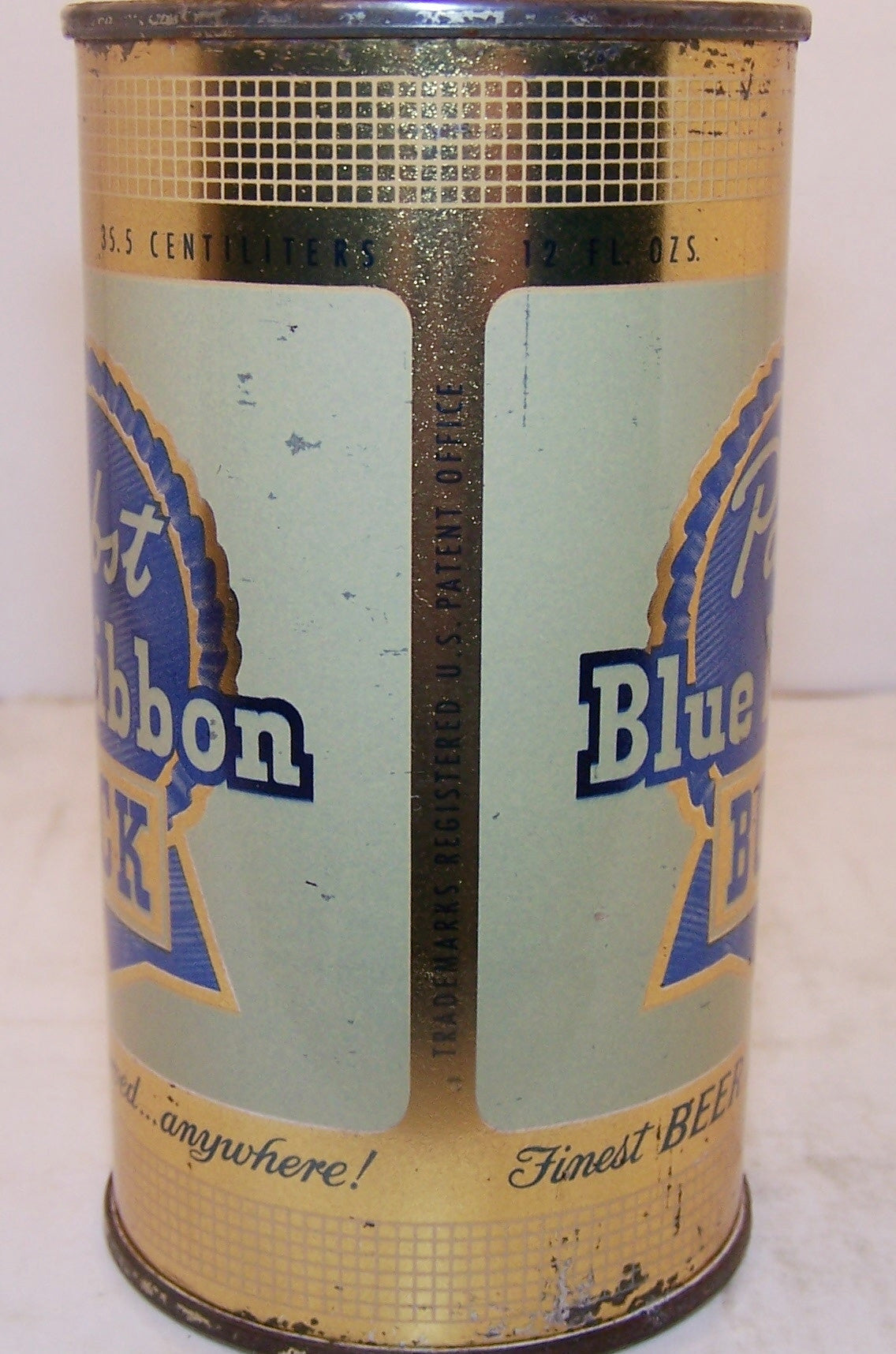 Pabst Blue Ribbon Bock, USBC 112-7 Grade 1/1- Sold 11/25/14