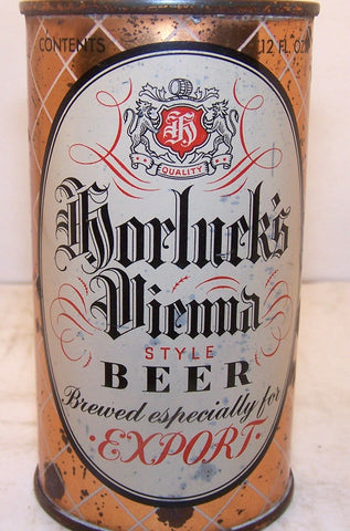 Horluck's Vienna Style Beer Lilek page # 411, Grade 2+Trade