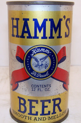 Hamm's Beer Metallic, Lilek page # 380 Grade 1- Sold on 11/17/14