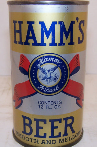 Hamm's Beer (Smooth And Mellow) Lilek page # 378, Grade 1 Sold 3/7/15