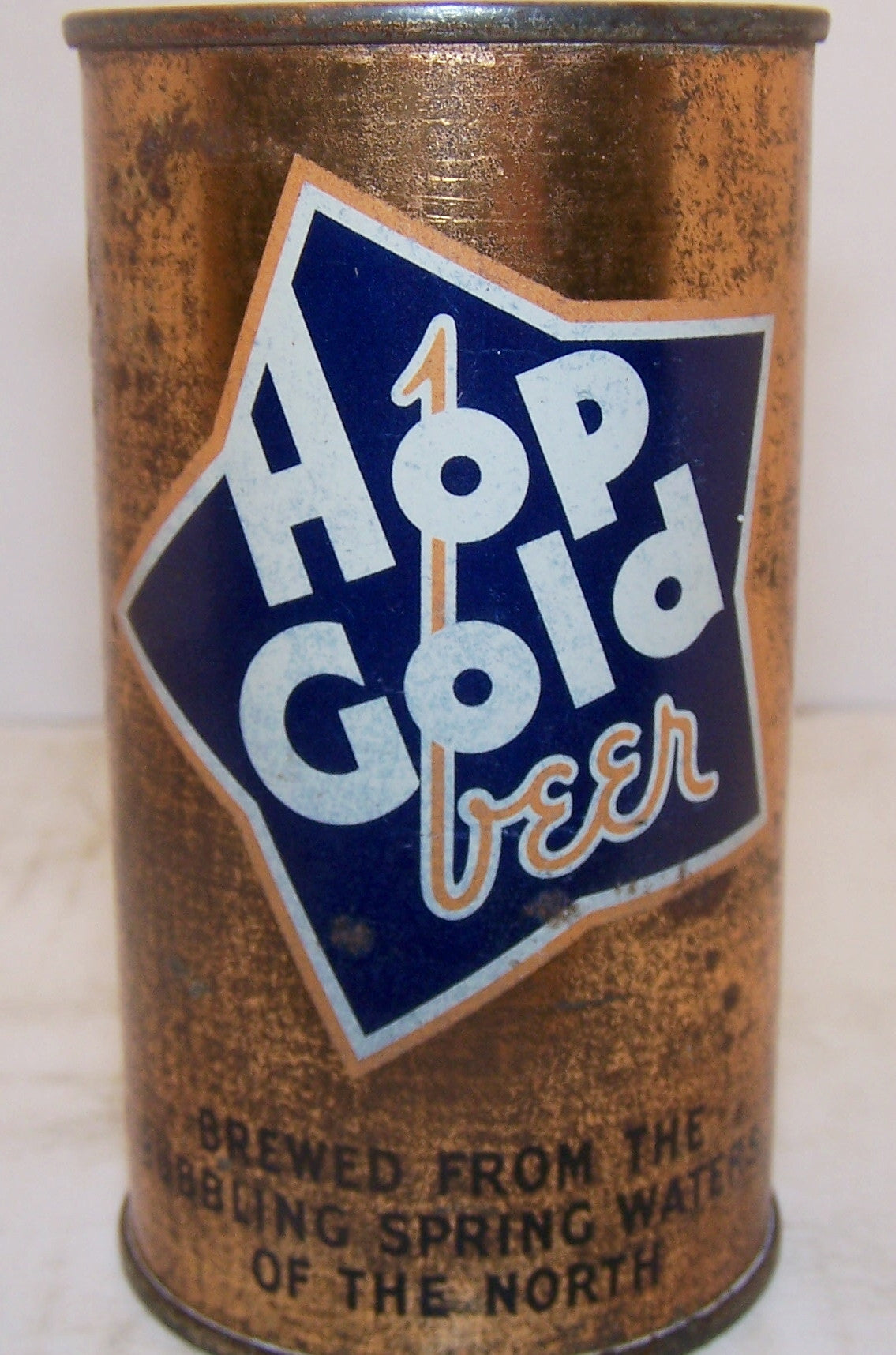 Hop Gold Beer (Big Star) Lilek page # 403, Grade 2+ Sold on 9/5/15