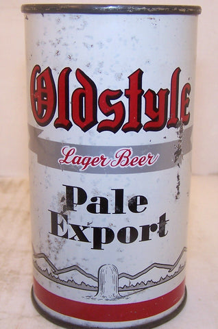 Old Style Pale Export Lager Beer, Lilek page #621 Grade 1-/2+ Sold on 2/22/15