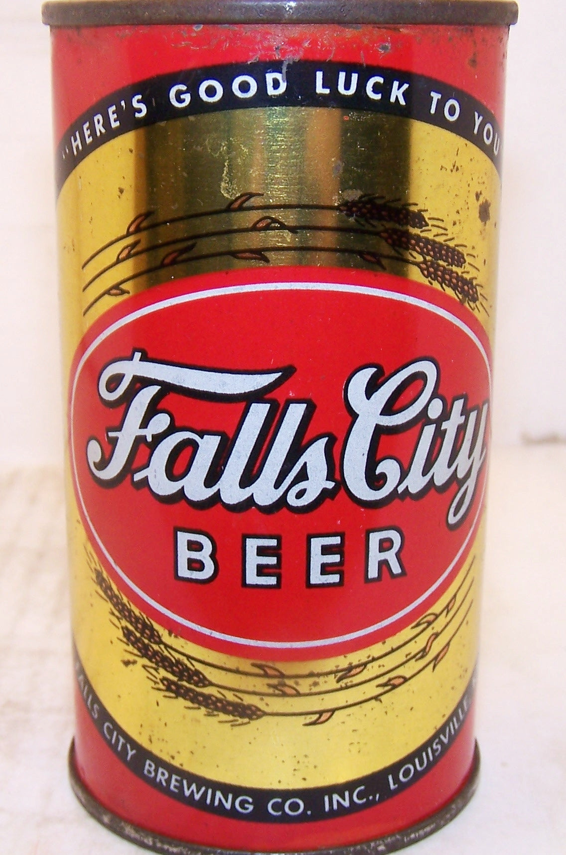 Falls City Beer, Lilek page # 257, Grade 1/1- Sold on 4/15/15