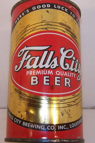 Falls City Premium Quality Beer, Lilek page # 259, Grade 1- Sold 1/3/15