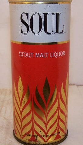 Soul Stout Malt Liquor, USBC II 167-28, Grade 1/1- Sold on 11/19/14